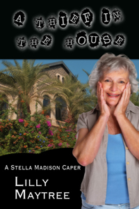 A Thief in the House by Lilly Maytree
